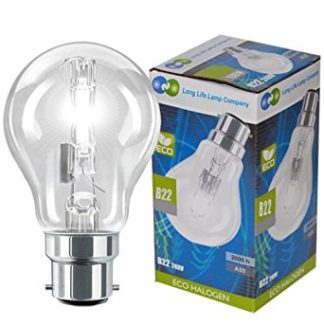 Light Bulb Halogen Bayonet 42w