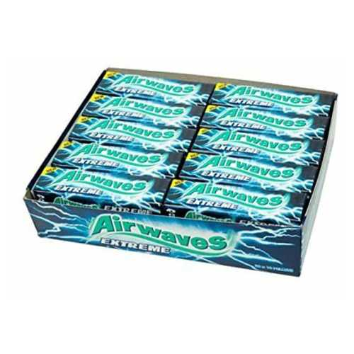 Chewing Gum Wrigley's Airwaves Xtrem Menthol