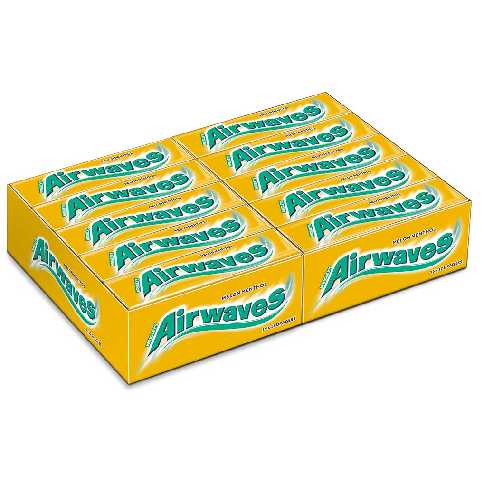 Chewing Gum Wrigley's Airwaves Melon Menthol