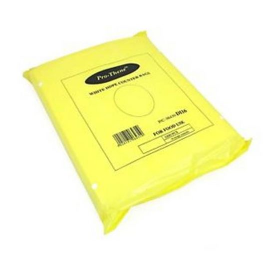 Bags Meat Pro-Thene White HDPE Counter Bags Medium 250 x 300 1000/Bag