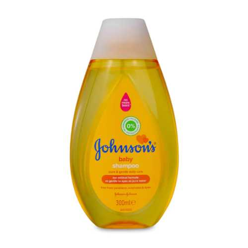 Baby Shampoo by J&J 300ml X 6