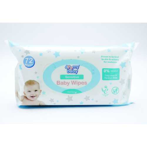 Baby Wipes 4MyBaby 72 Sheets