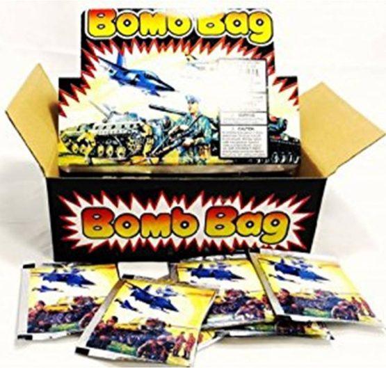 Kids Stuff Bomb Bags 100/Box