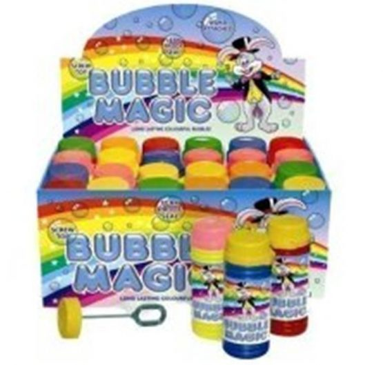 Kids Stuff Bubble Magic 60ml 24/Box