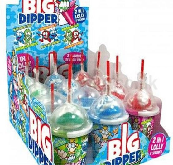 Big Dipper 2 in 1 Lolly