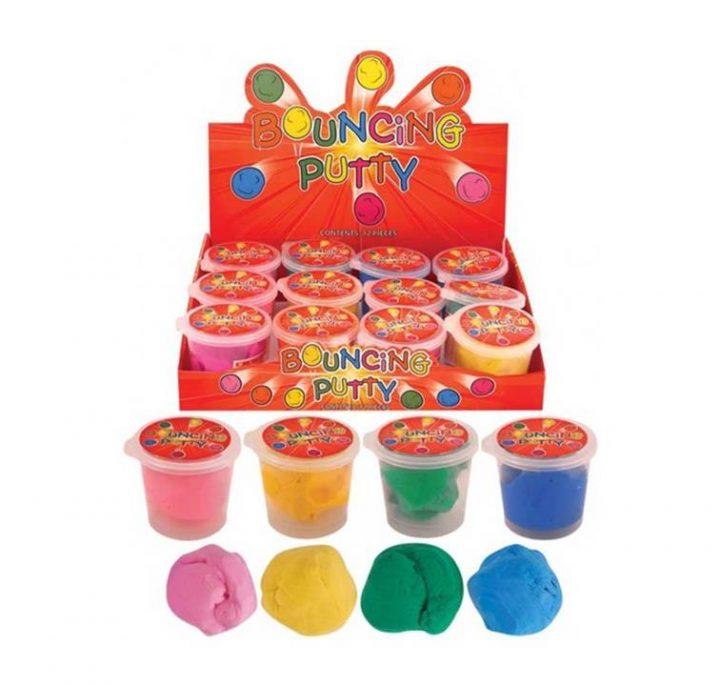 Bouncy Putty Tub X 12