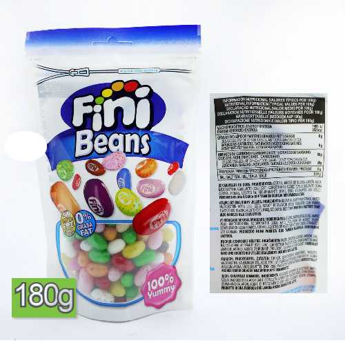 Fini Beans Candy 180 g Bag