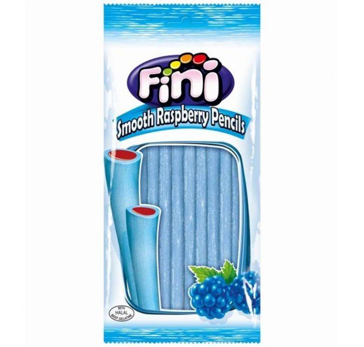 Candy Bag Fini Resberry Pencil £1 200g 12 per Box
