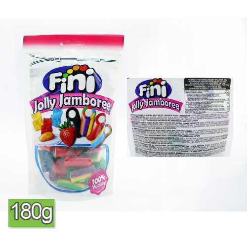 Fini Jolly Jamboree Candy 180 g Bag