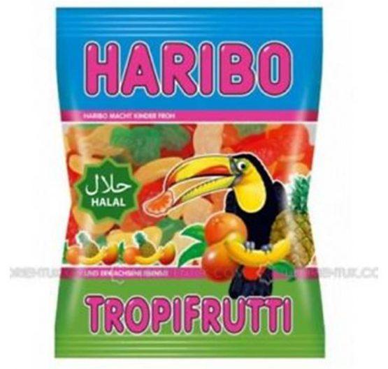 Haribo Tropifruit 80 g