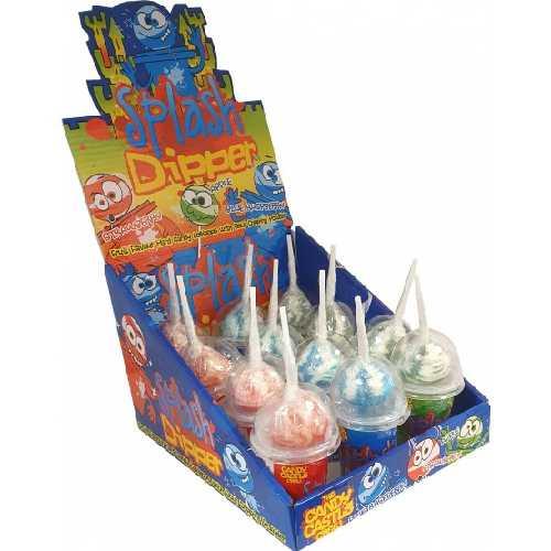 Lollipops Splash Dipper 45g