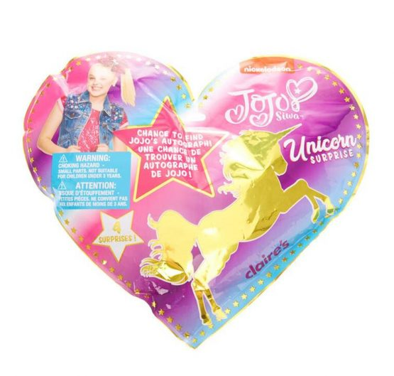 Candy Unicorn Heart 12 Per Box