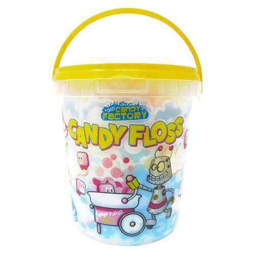 Candy Floss 50g Tub 6 per Box