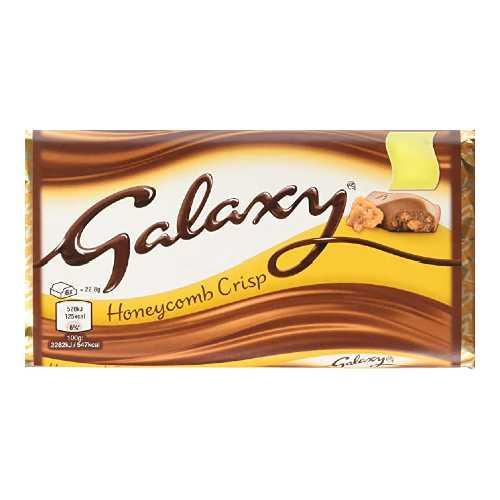 Chocolate Galaxy Honeycomb Crisp 114 g