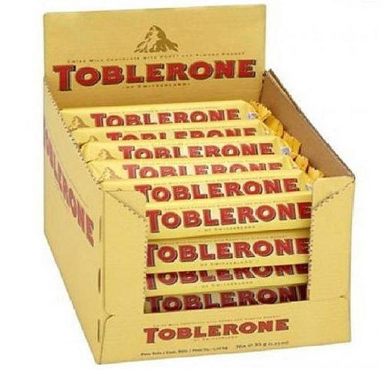 Chocolate Toblerone 35 g