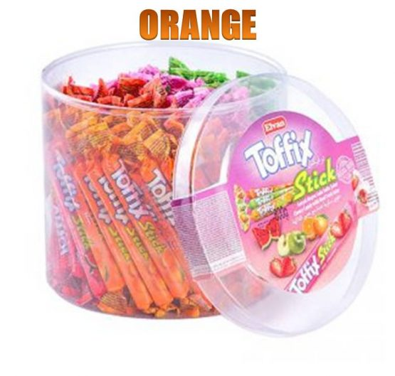 Chew Stick Toffix Orange
