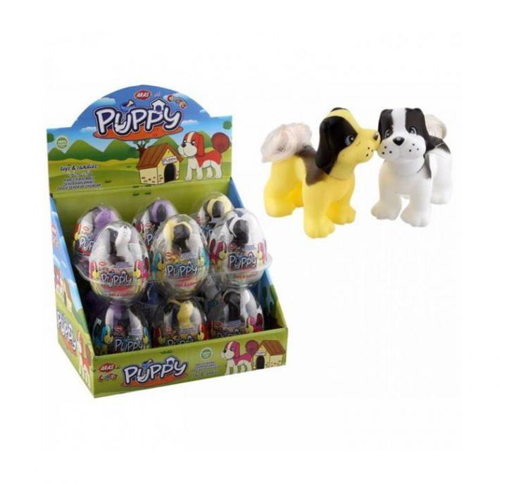 Big Collection Egg Puppy 12 Per Box