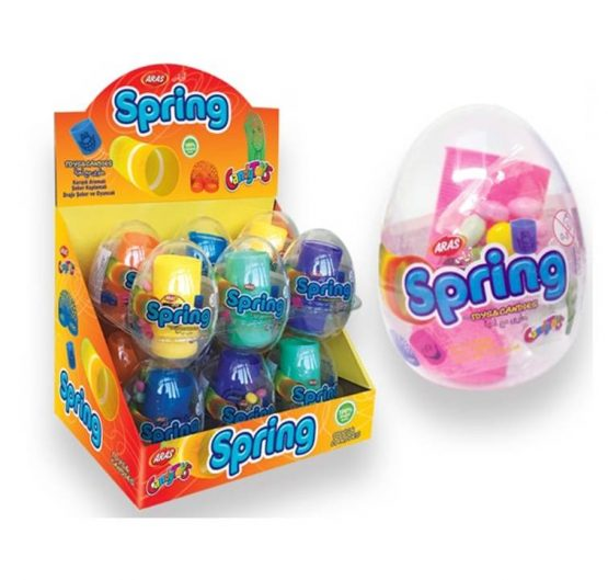 Big Collection Egg Spring 12 Per Box