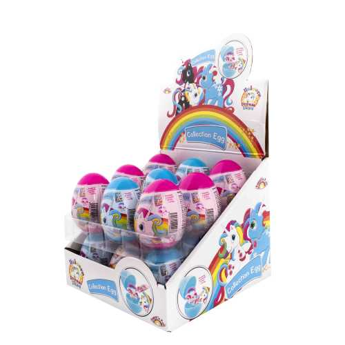 Big Collection Egg Unicorn 12 Per Box