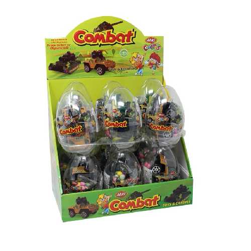 Big Collection Egg Combat 12 Per Box
