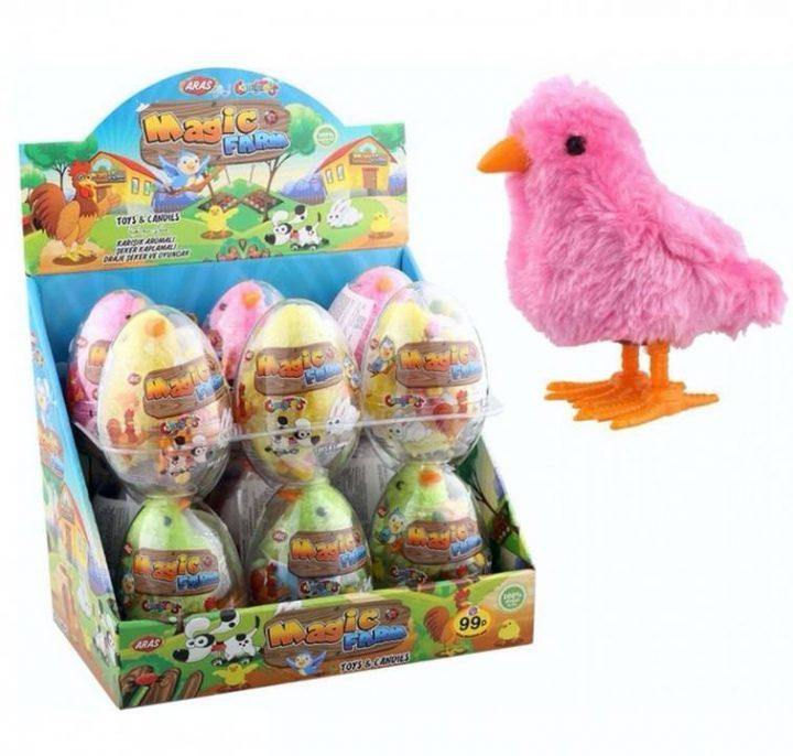 Big Collection Egg Magic Form 12 Per Box