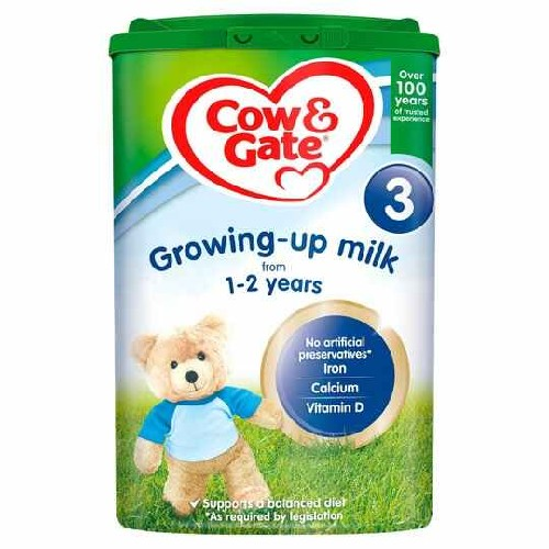 Cow & Gate 3 Growing Up Milk Powder Formula