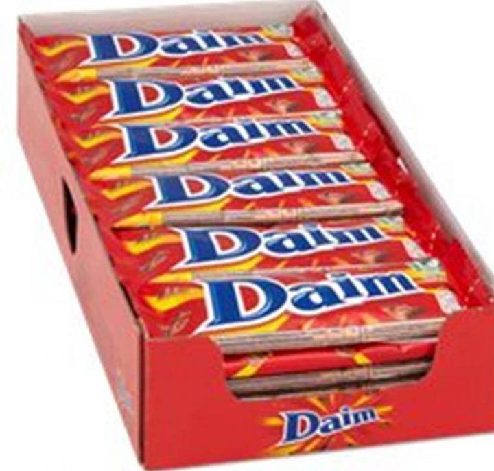 Daim Chocholate 28g 36
