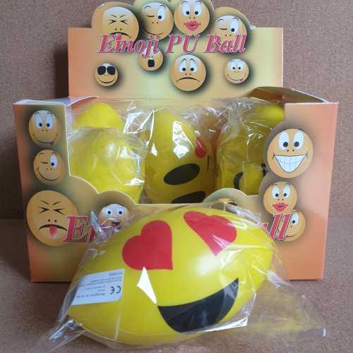 Emoji PU Ball X 6