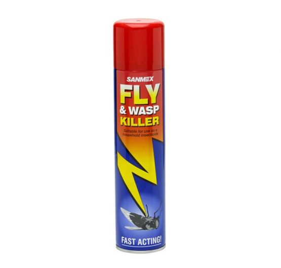 Flay & Wasp Killer Senmex 300ml 12/Box