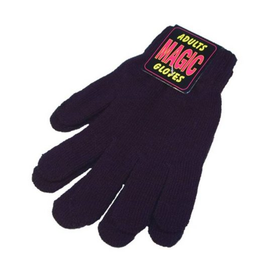 Gloves Magic Black 12/Bag