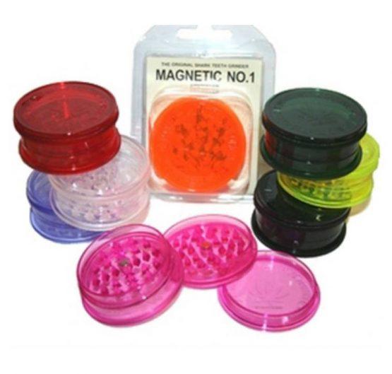 Grinder Acrylic Amserdam Magnetic No.1 12/Box