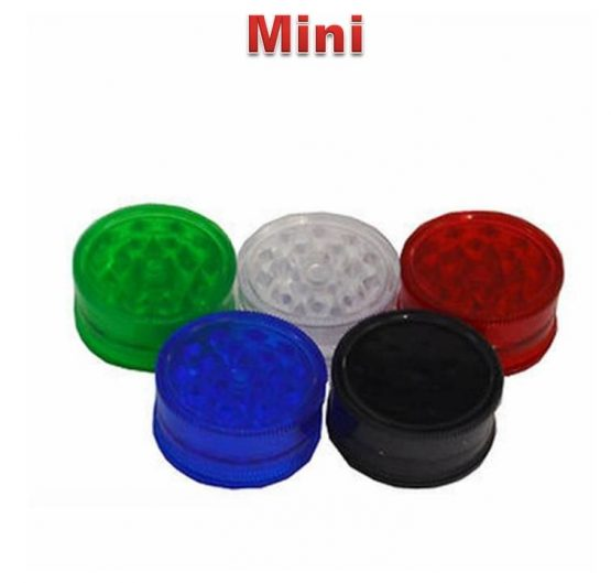 Grinder Acrylic Shark Teeth Mini 12 Per Box