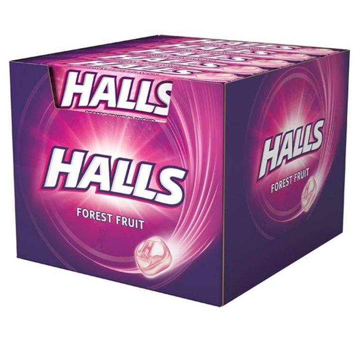 Halls Forest Fruit 33.5 g
