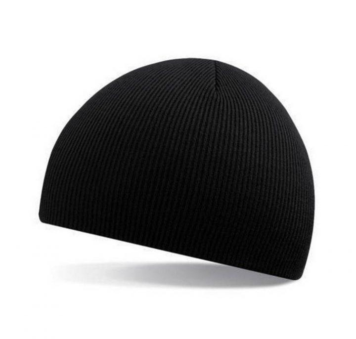 Winter Hats Regular Black