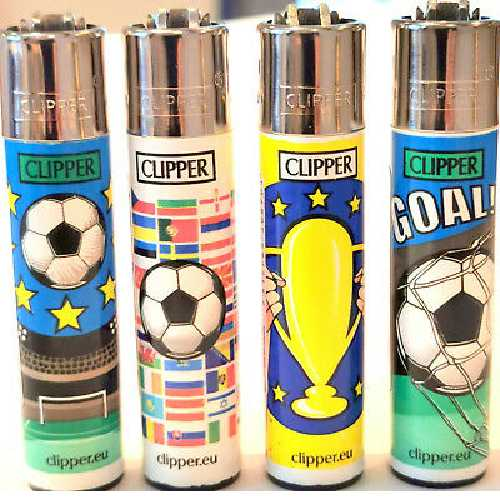 Lighters Clipper Printed Large Football Cup-1