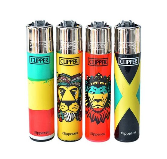 Lighters Clipper Printed Large Rega Pride Design X 40