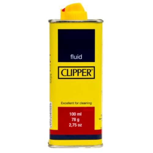 Lighter Fuel Clipper Fluid 100ml