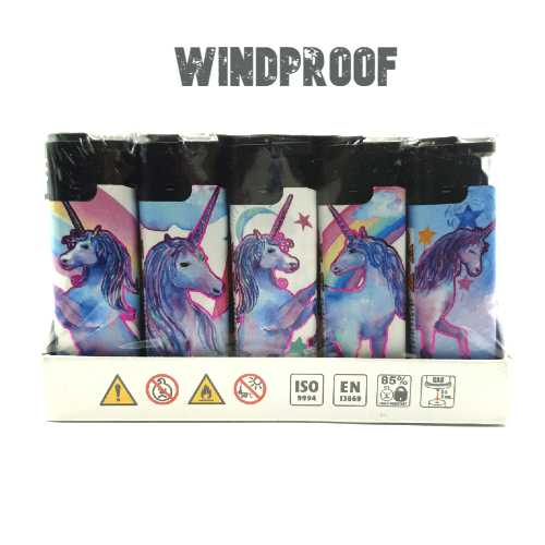 Lighters Windproof Unicorn X 25