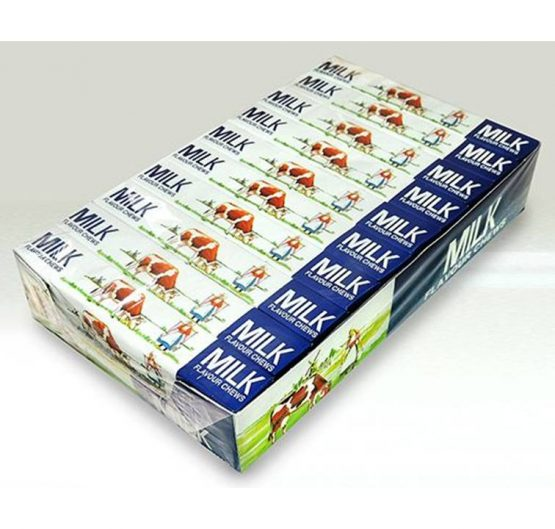 Chew Bar Milk Flavor 41g 20/Box