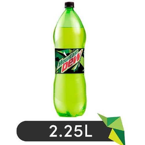 Mountain Dew 2.25L X 6