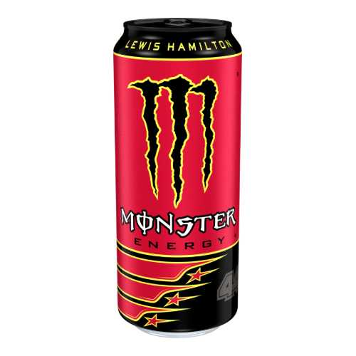 Monster Energy 44 Lewis Hamilton  500 ml