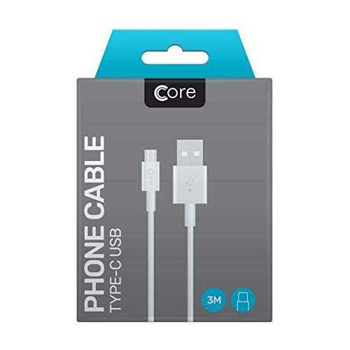 Mobile Phone Accessories Type C USB 1 M