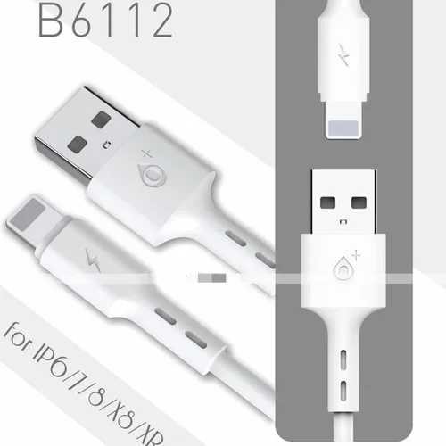 USB Cable B6112 For IP6/7/8/X8/XR