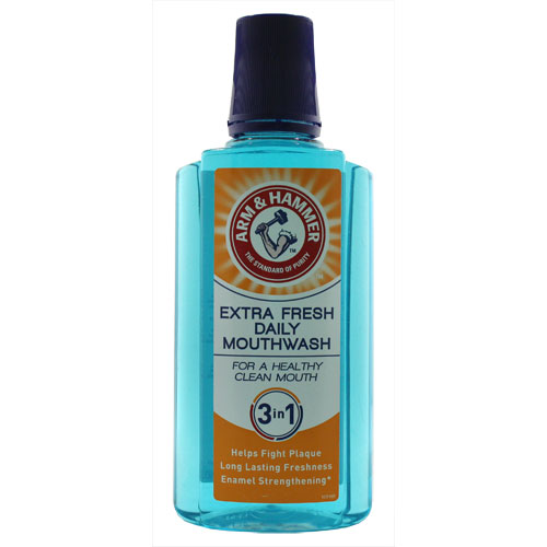 Mouth Wash Arm & Hammer Extra Fresh 400ml X 6