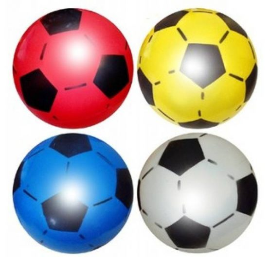 Kids Stuff Football Plastic 8.5 Inch 12/Bag