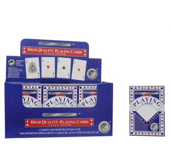 Playing Cards High Quality 12 Per Box