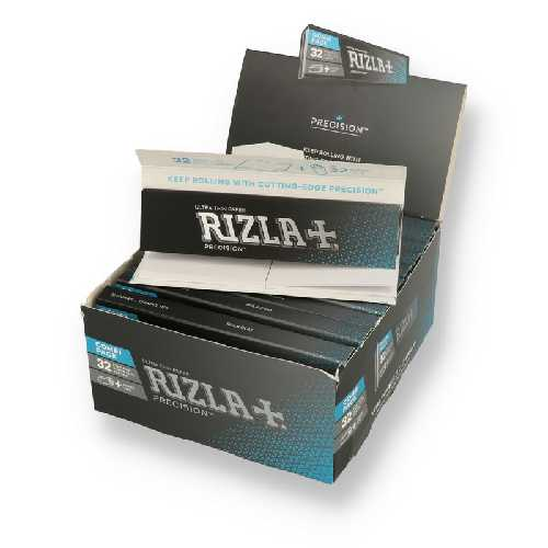 Rizla King Size Precision Combi Pack Ultra Thin Rolling Papers & Tips X 24