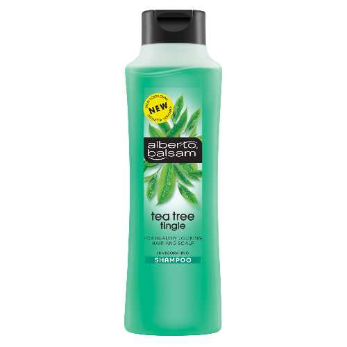 Shampoo Alberto 350ml Tea Tree X 6