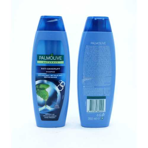 Shampoo Palmolive 2 in 1 Anti dandruff Mint 350 ml