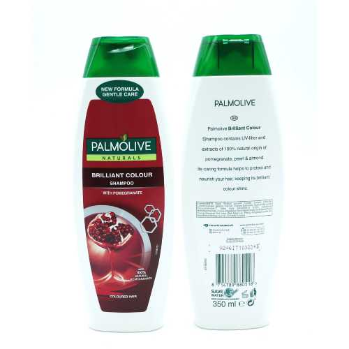 Shampoo Palmolive Brilliant Colour Pomegranate 350 ml